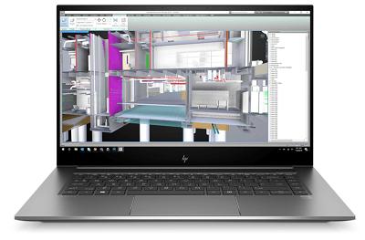 HP ZBook Studio G7の外観 正面