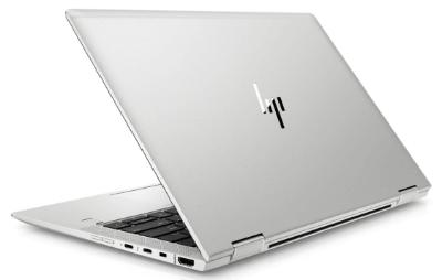 HP EliteBook x360 1030 G4の外観 後ろから