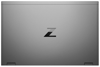 HP ZBook Fury 17 G7の天板