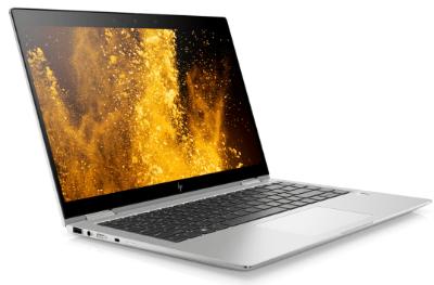 HP EliteBook x360 1040 G6の外観 左前から