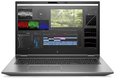 HP ZBook Fury 17 G7のディスプレイ
