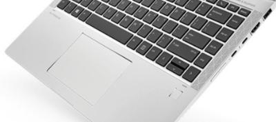 HP EliteBook x360 1040 G6のキーボード