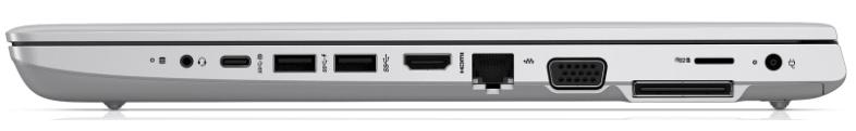 HP ProBook 650 G5の外観 厚さ