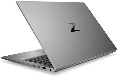 HP ZBook Firefly 14 G7の外観 背面