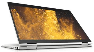 HP EliteBook x360 1040 G6の外観 スタンドモード