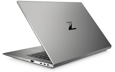 HP ZBook Studio G7の外観 背面