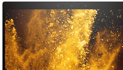 HP EliteBook x360 1040 G6のベゼル
