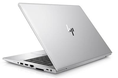HP EliteBook 830 G6の外観 背面