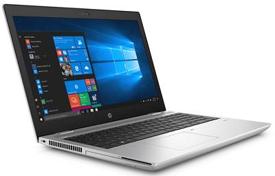 HP ProBook 650 G5の外観 左斜め前から
