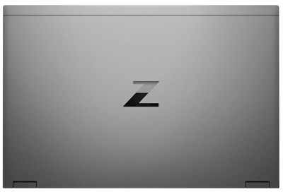 HP XBook Fury 15 G7の天板