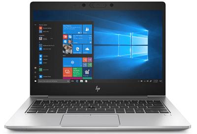 HP EliteBook 830 G6の外観 正面