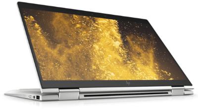 HP EliteBook x360 1030 G4の外観 メディアモード