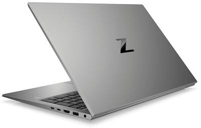 HP ZBook Firefly 15 G7の外観 背面