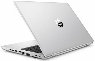 HP ProBook 650 G5の外観 背面
