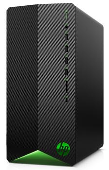 HP Pavilion Gaming Desktop TG01の外観 正面