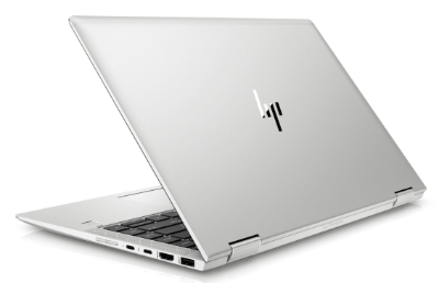 HP EliteBook x360 1040 G6の外観 後ろから