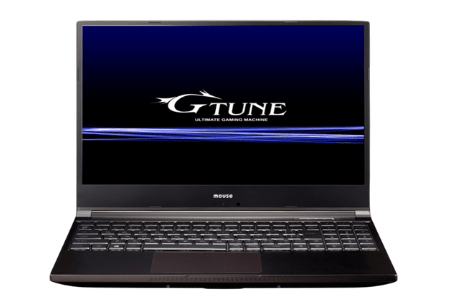 G-Tune H5の外観 正面