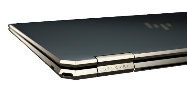 HP Spectre x360 13-aw2000の厚さ