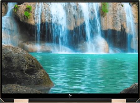 HP Spectre x360 14のディスプレイ