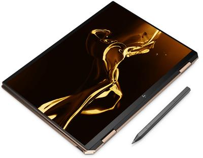 HP Spectre x360 14(2020年モデル・アッシュブラック) タブレットモード