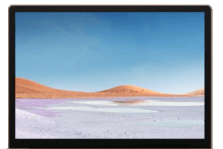 Surface Laptop 3 ディスプレイ