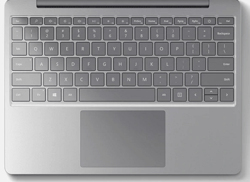 Surface Laptop Goのキーボード