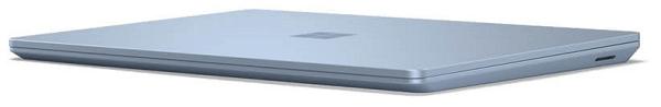 Surface Laptop Goの外観 閉じた状態