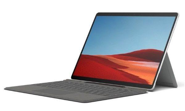 Surface Pro X(2020年モデル)のレビュー