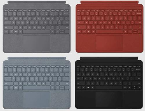 Surfaceのキーボード