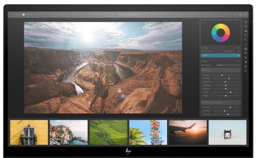 HP Envy x360 15-ed1000(インテル) のディスプレイ