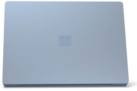 Surface Laptop Goの外観 天板