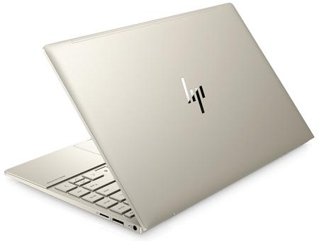 HP Envy 13-ba1000の外観 背面