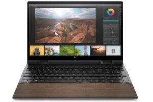 HP Envy x360 15-ed1000(インテル)のレビュー 最新11世代CPU搭載モデル