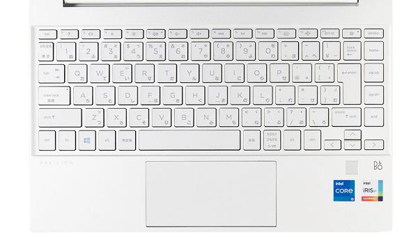 HP Pavilion 13-bb0000のキーボード
