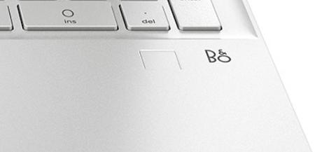 HP Pavilion 15-eg0000の指紋センサー