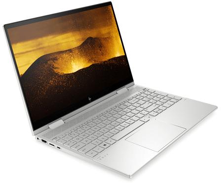 HP Envy x360 15-ed1000(インテル) ナチュラルシルバー