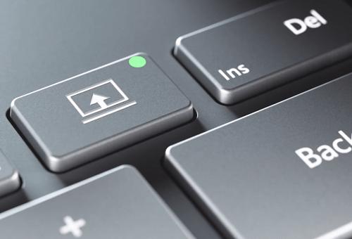 Surface Book 3 13.5インチのキーボード取り外しボタン