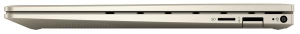 HP Envy 13-ba1000のサイズ 厚さ