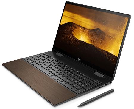 HP Envy x360 15-ed1000(インテル) と付属のアクティブペン