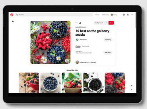 Surface Go 2の外観 タブレット