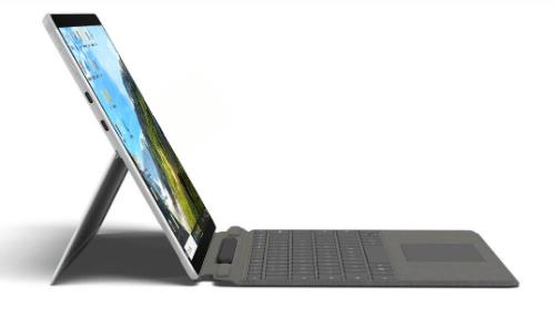 Surface Pro X 左側面