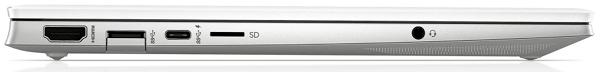 HP Pavilion 13-bb0000 閉じた状態側面