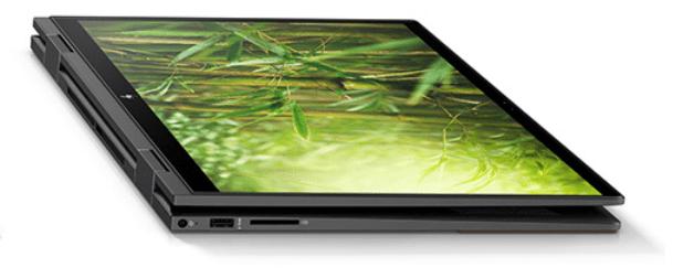 HP Envy x360 15-ed1000(インテル) タブレットモード