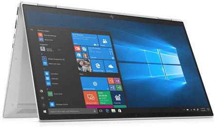 HP EliteBook x360 1040 G7 テントモード