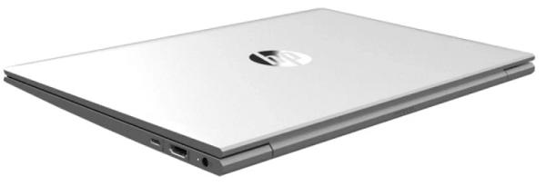 HP ProBook 635 Aero G7 閉じた状態