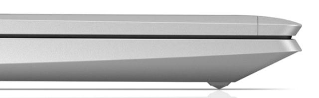 HP ProBook 635 Aero G8 ディスプレイ開閉部分