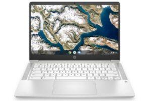 HP ChromeBook 14aのレビュー・3万円台からと安いが快適に使える機種