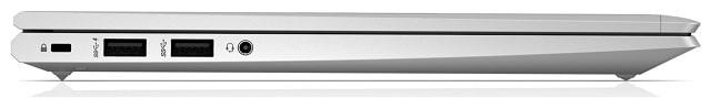 HP ProBook 635 Aero G8 左側面