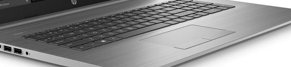 HP 470 G7のキーボード面