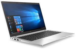 HP EliteBook 830 G7のディスプレイ Sure Viewオフ